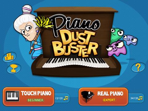 Resultado de imagen de Piano Dust Buster (Apple)